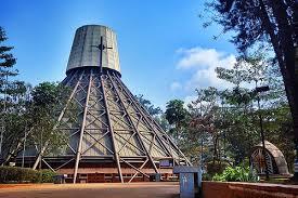 Uganda-Martyrs Basilica