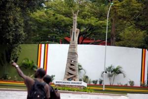 Independance monument-of-uganda