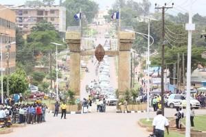 Kabaka Anjagala Road a stretch to Bulange Mengo