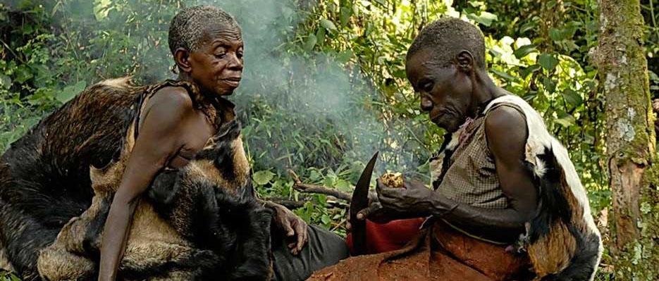 batwa-experience-in Bwindi forest