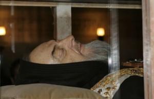 St. Padro Pio