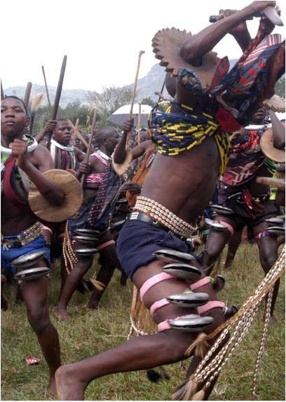 imbalu Dance